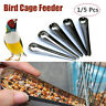 Birds Chicken Feeder Adding Scoop Spoon Poultry Feeding Cage Pigeon Toy'