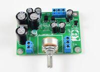 LJM PREAMP 9 Single-ended Class A Preamp HiFi Transistor Pre-Amplifier Board_New