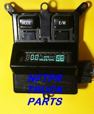 🔥EARLY 1999 Ford F250 F350 Overhead Console computer MESSAGE CENTER REBUILT OEM