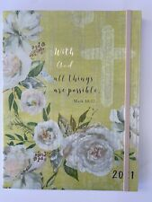 2021 Planner Calendar Faithfully Yours Weekly Appointment Book Journal 9x7