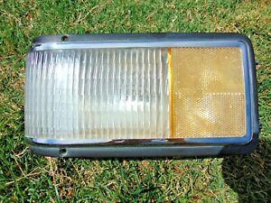 89-93 Cadillac Deville Fleetwood Corner Turn Signal Marker Light LH Drivers OEM