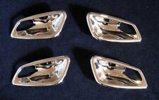 MANIGLIE INTERNO pannelli ciechi CROMO PER BMW e87 e90 e91 e92 in acciaio inox