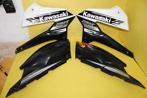 2013 Kawasaki Klx250s Plastics Body Kit Fairings Cowls