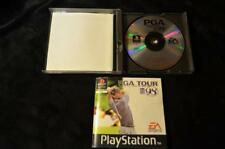 PGA TOUR 98 Playstation 1 PS1 Game PAL + Booklet Play Station Good Condition