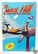 Looney Tunes Daffy Duck USPS Mail Fan Comic Book Digest Promo