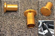 RDT Gold Aluminum Drift Spin Turn E-BRAKE KNOB 1989-1994 240SX 180SX S13 SILVIA