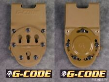 G-Code RTI Holster Optimal Drop Mounting Platform Adapter Coyote