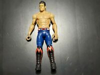 WWE WWF WCW 2010 Mattel Flexforce Evan Bourne Wrestling Figure FREE SHIPPING!