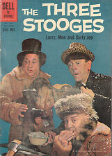 THREE STOOGES #1078 1960 4-COLOR -MOVIE/TV...VG+
