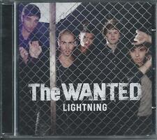 THE WANTED - Lightning CD-MAXI 3TR EU RELEASE 2011 VERY RARE!!