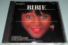 Bibie - Regards (CD, 1988, Trema) RARE France Import TREMA 710 253