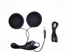Helmet Headset Motorcycle In-Headphone Earphone For Mp3 GPS Iphone  Speakers