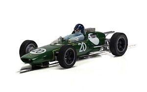 Scalextric C4195 Lotus 25 – British GP 1962 – Jim Clark 1/32 Slot Car