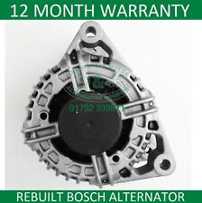 VAUXHALL CORSA D 1.4 BOSCH ALTERNATOR 1202195 1202324 1202325 13266809 13266810