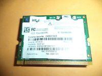 HP Laptop WiFi Card 359106-001 350057-001 Intel WM3B2200BG Wireless Card