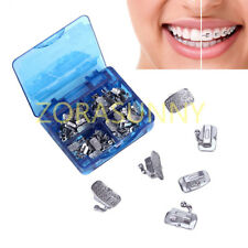 20sets/box Dental orthodontic 1st molar non-convertible roth 022 buccal tube FDA