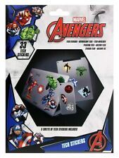 Marvel The Avengers Gadget Decals Tech Stickers