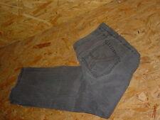 Leichte Jeans v.S.OLIVER Gr.W33/L32 dunkelgrau used