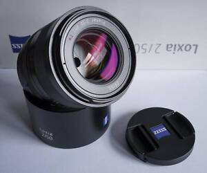 Zeiss Loxia 50mm F2 for Sony E mount   +++  EXC  +++