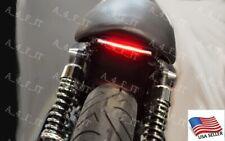 CAFE RACER BOBBER CHOPPER INTEGRATED LED TAILLIGHT LICENSE PLATE BLINKERS
