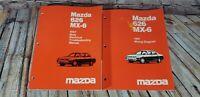 1997 Mazda 626 MX6 Body Electrical Service Repair Shop Manual FACTORY OEM BOOKs