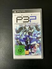 SHIN MEGAMI TENSEI : PERSONA 3 PORTABLE - SONY PSP - VGC OVP CIB - PAL