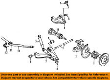 GM OEM-Front Upper Ball Joint 19133638