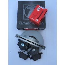 Zimmermann frenos set discos de freno balatas VW Transporter t5 eje trasero