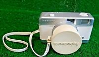 Lomography Lomo Fisheye 35mm Compact Film Camera White Tested and Working