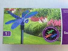 NEW Paradise GL23127D Dragonfly Solar Stick Light with Color Changing LED