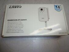 ZAVIO F3100/F3105 IP CAMERA