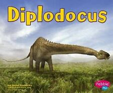 Diplodocus by Janet Riehecky