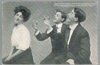 Vintage 1907 Humor Postcard No. 627