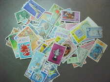71 DIFFERENT TRINIDAD & TOBAGO IN COMPLETE SETS ONLY /  STAMP COLLECTION - LOT