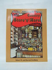 Vintage Advertising Series Country Store N More Swedbery Illustrated 1985 BR