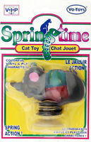 SpringTime Mouse Cat Toy Vinyl/Plastic with Suction Cup Bottom Lot Of 12