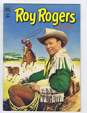 Roy Rogers #52 Dell 1952