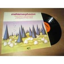FRANCISCO SEMPRUN / MICHEL CHRISTODOULIDES metamorphoses - LIBRARY UNIDISC Lp 74