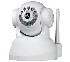 TELECAMERA BIANCA Ipcam IP Wireless Motorizzata BABY MONITOR NEO COOLCAM ROTANTE