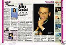 Coupure de Presse Clipping 1999 Julien Courbet