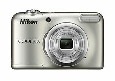 Nikon COOLPIX 16.1 MP Compact Digital Camera w/ 5x Optical Zoom & HD 720p Video