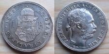 Österreich Ungarn Forint Florin Gulden - 1882 KB KREMNITZ Selten