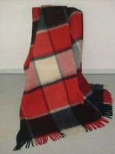 Plaid Blanket Wool New Zealand