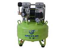 Greeloy Dental Noiseless Oil Free Oilless Air Compressor GA-61 PT