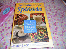 Fantastic Food with Splenda : 160 Great Recipes for Meals Low in Sugar cookbook