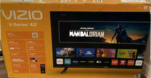 "VIZIO - 43"" Class V-Series® LED 4k UHD SmartCast TV"