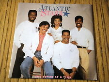 """ATLANTIC STARR - ONE LOVER AT A TIME      7"""" VINYL PS"""