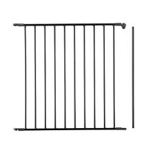 BabyDan Configure Safety Gate and Flex Baby Gate 72cm Extension - Black