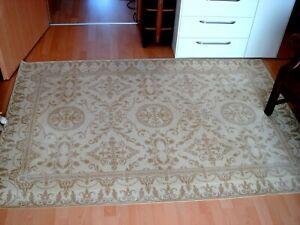 Aubusson Teppich ca. 137 x 205 cm