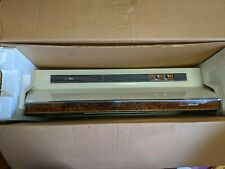 """New Vintage Nutone Almond Enamel & Copper 36"""" Select-A-Matic Ducted Range Hood"""